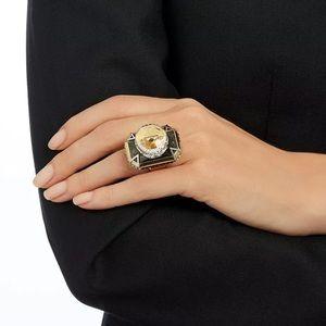 Swarovski Dilemma ring